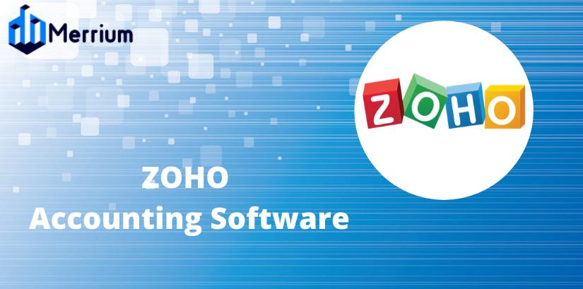 ZOHO Accounting Software